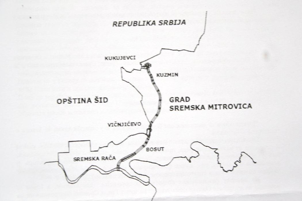 Auto Put Od Kuzmina Do Sremske Race Dobija Urbanisticke Konture Sremske Vesti